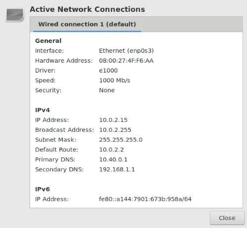 Проверьте IP-адрес вашего роутера в Linux