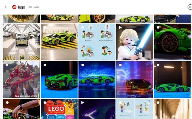 Резервное копирование изображений из других учетных записей с 4K Stogram