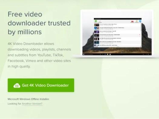 4K Video Downloader YouTube Videos