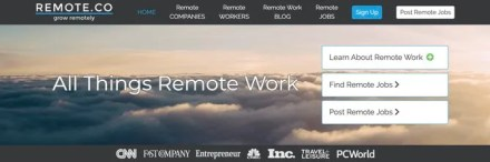 Remote.co Hire Freelance Programmers