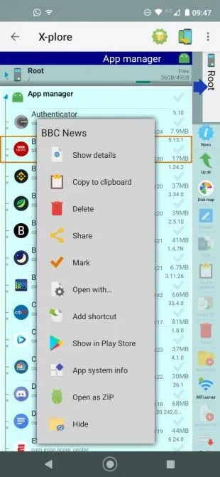 The 7 Best Free File Explorers for Android 2