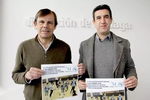 III Tercera Copa Diputación