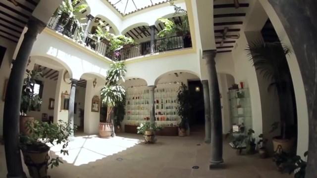 Museo del vidrio y cristal Malaga