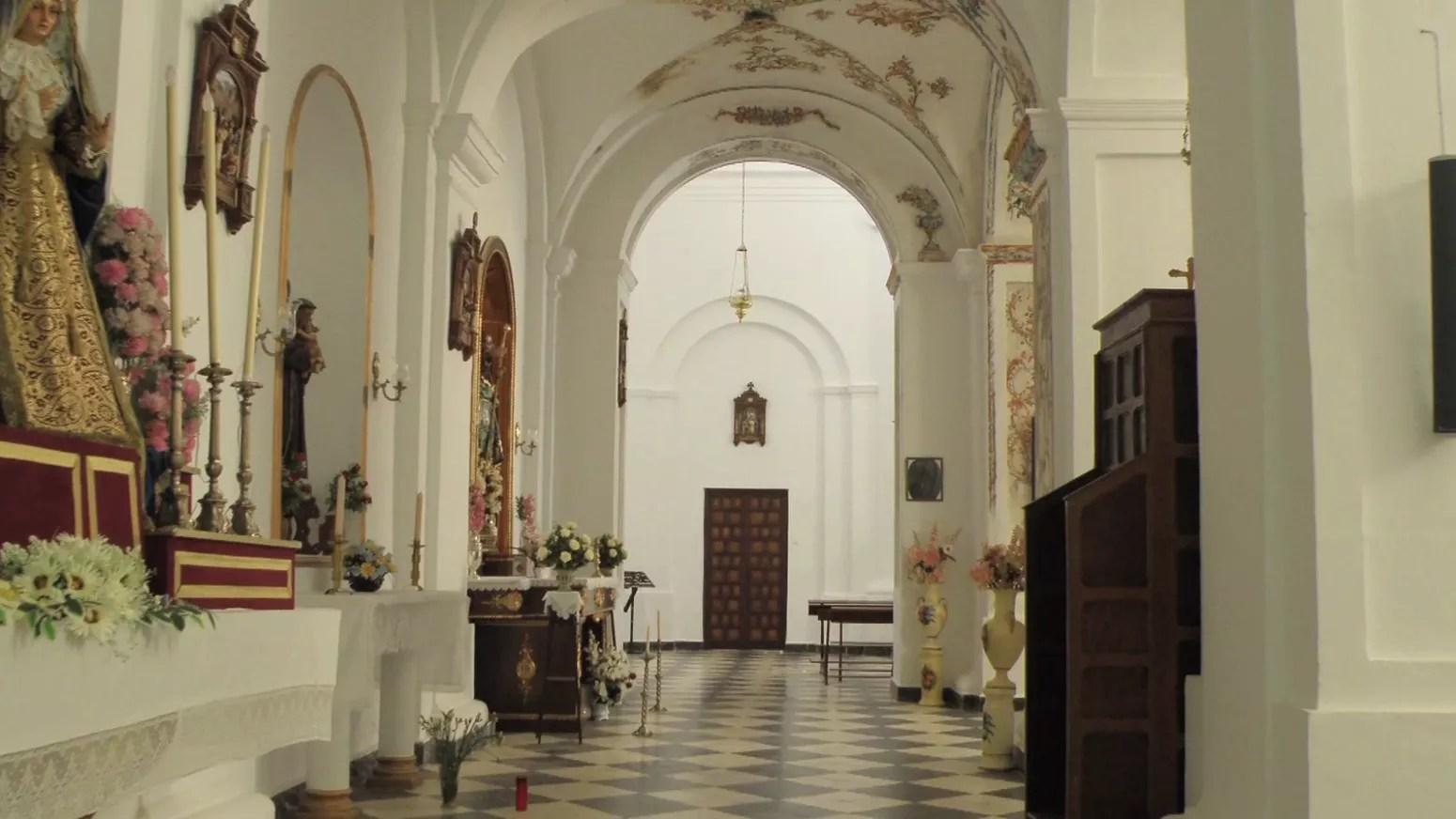 Imagen de Alpandeire. Iglesia San Antonio de Padua7