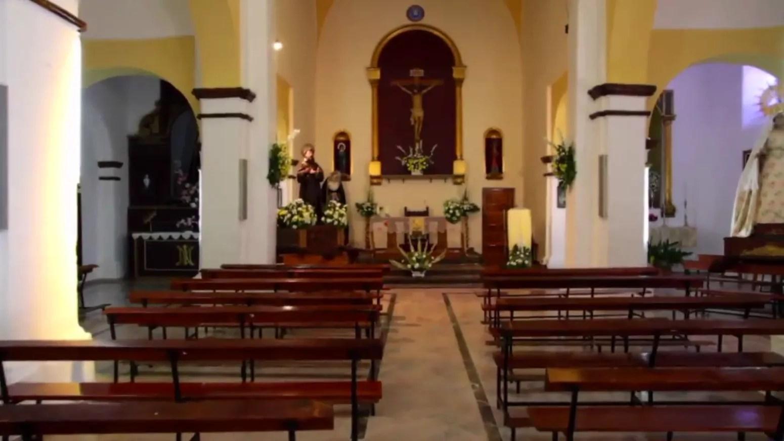 Algatocín. Iglesia Rosario1