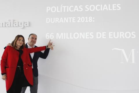 Inversión en políticas sociales 2018