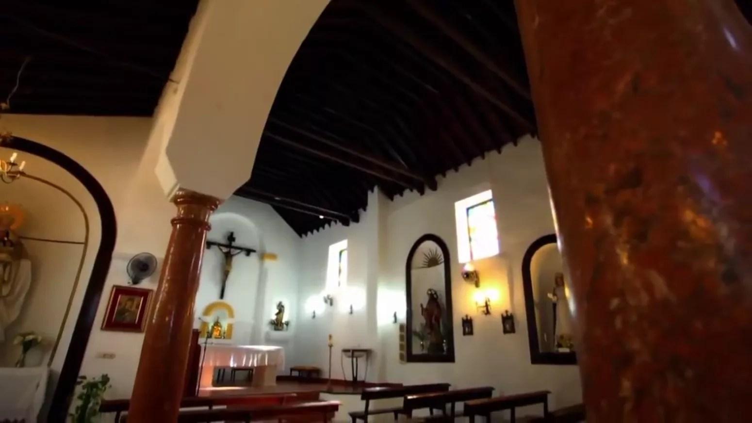 Totalán. Iglesia de Santa Ana1