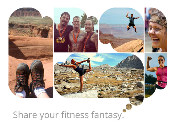 Share Your Fitness Fantasy