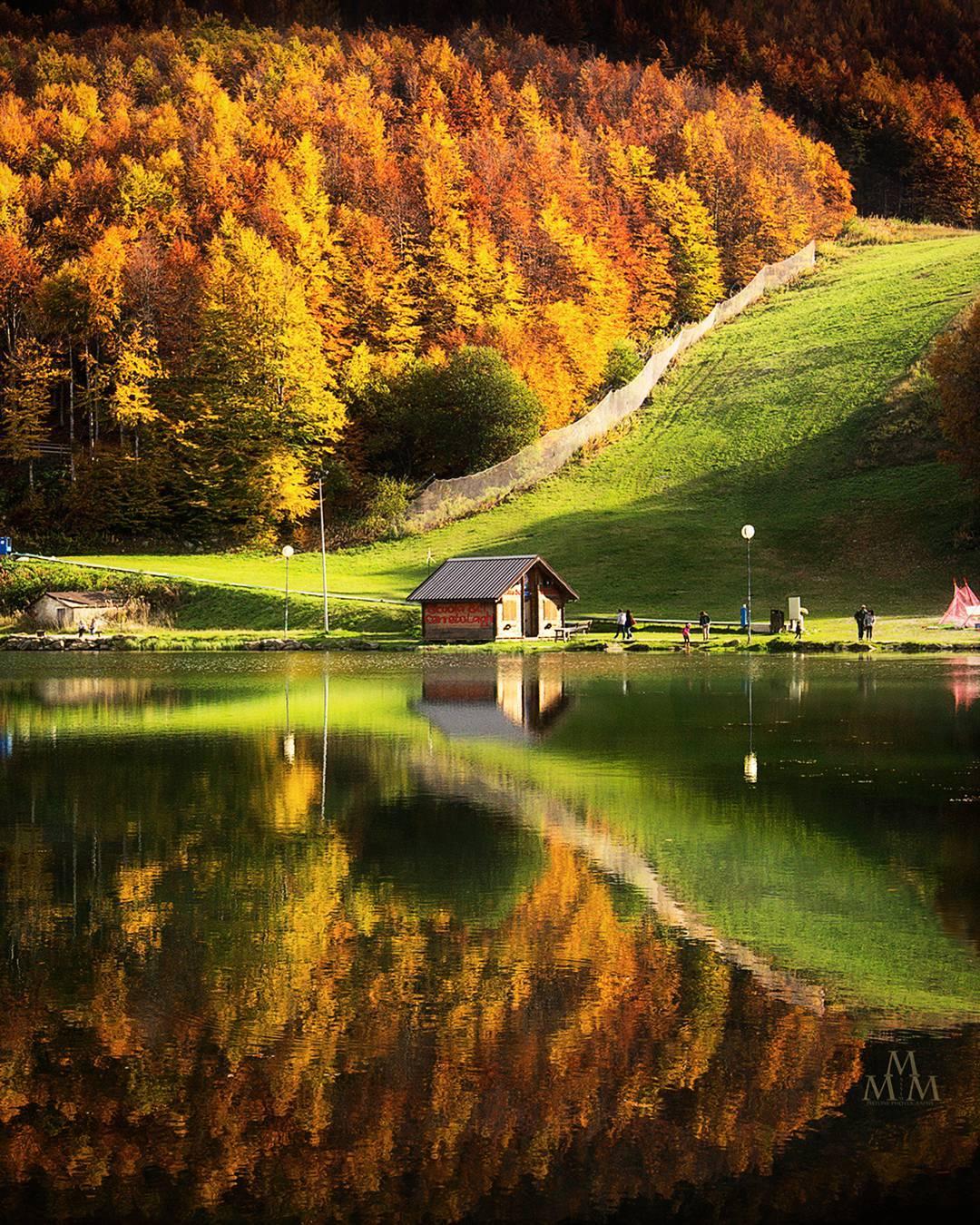 Beautiful Italian Landscapes By Massimo Pistone