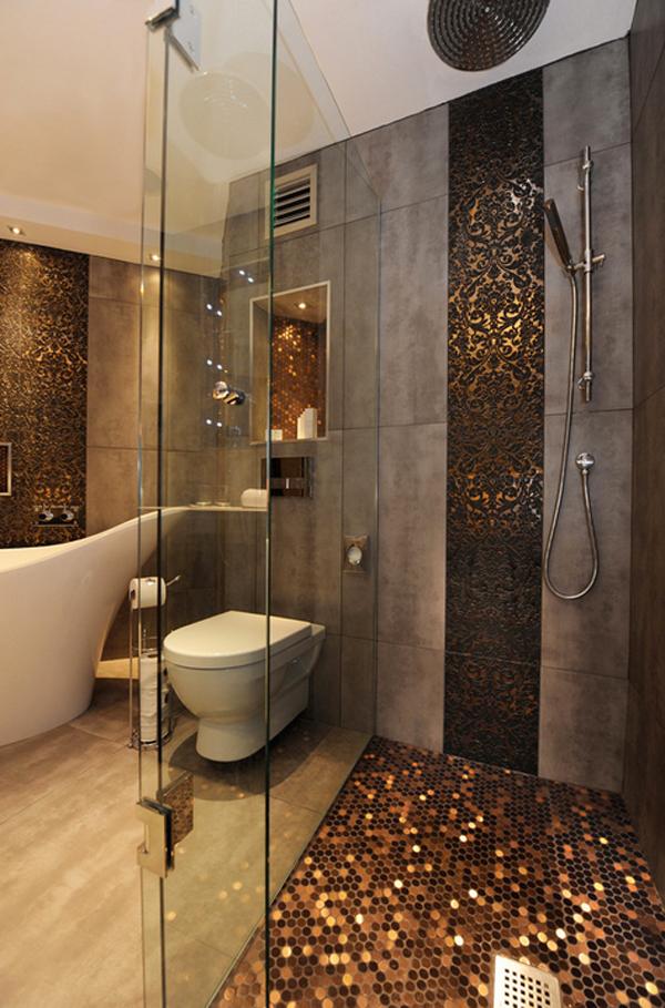 Tiled Bathroom Floor To Ceiling bathroom tile ceiling - bathroom design
