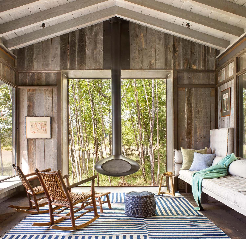 Contemporary Conservatory Furniture Ideas
