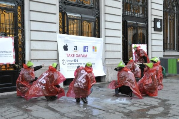 Taxation des multinationales: vers une réforme a minima
