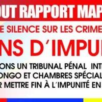 RDC: Les 400 criminels cités dans le rapport Mapping de l'ONU