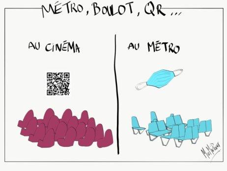 métro boulot QR © micmacplanet