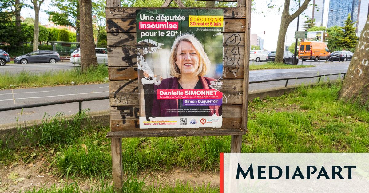À Paris, le PS l'emporte face à l'Insoumise Danielle Simonnet