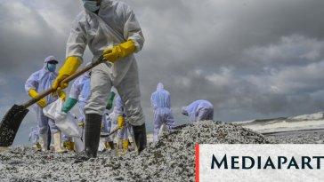 Au large du Sri Lanka, les menaces d'un cargo «au chargement chimique très dangereux»