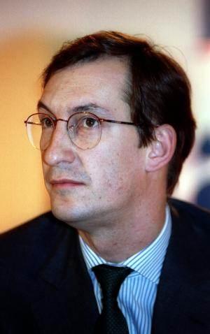 Nicolas Bazire, l'autre Nicolas des années Balladur.