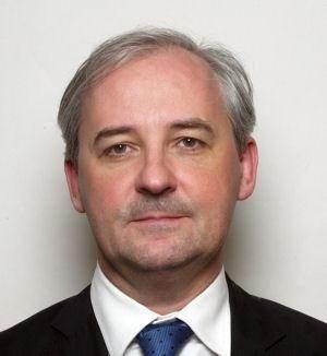 François Pérol, le banquier de l'Elysée.