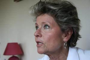 Anne Mansouret. Mai 2011.