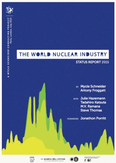 Le rapport 2015 de Mycle Schneider et Anthony Froggatt démontre le déclin de l'industrie nucléaire