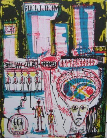 «Plus value», Klauss Geissler, 1967 (DR)