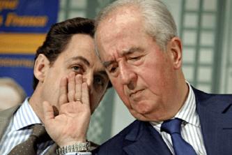 MM. Sarkozy et Balladur