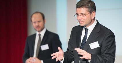 Franco Morra, le directeur général en Suisse d'HSBC