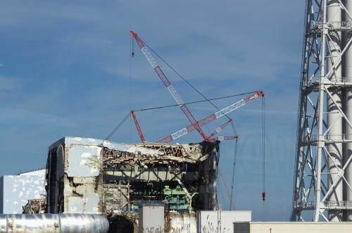 La centrale de Fukushima Daiichi, en novembre 2011 (©Reuters)
