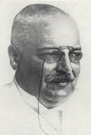 Alois Alzheimer, le médecin allemand qui a décrit la maladie (1864-1915)