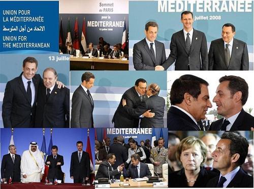 """Le """"grand succès"""" de l'Union pour la Méditerranée."""