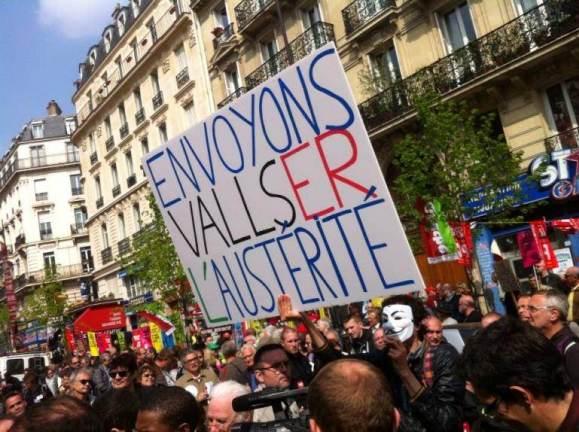 République, samedi 12 avril