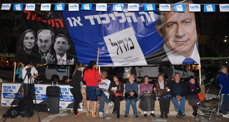 Netanyahou sort grand vainqueur des élections législatives de la mi-mars.