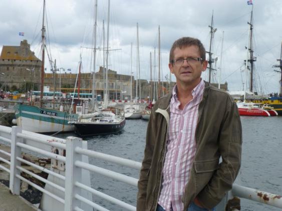 Jean-Jacques Tanquerel, médecin hospitalier à Saint-Malo