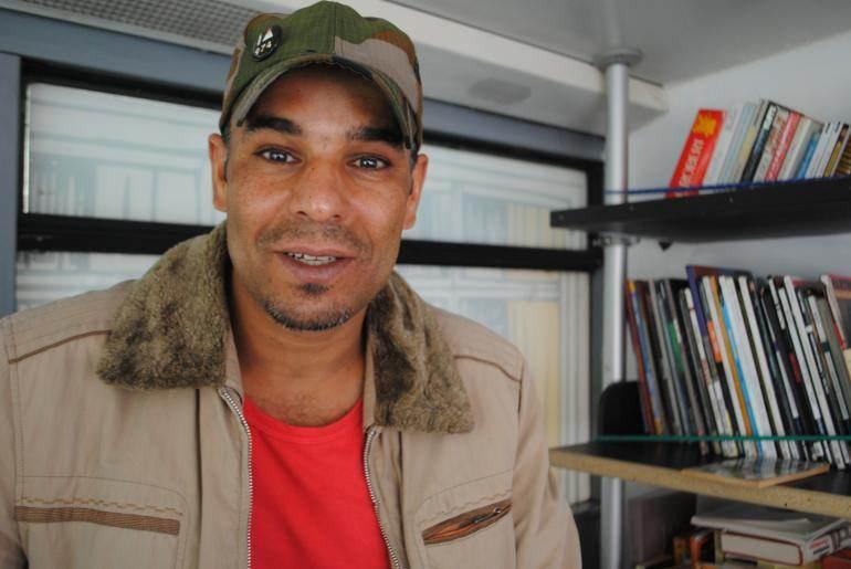 Chauffeur de taxi, Hamid louait jusqu'en 2013 un pavillon à 800 euros par mois