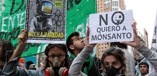 manifestation à Cordoba, Argentine, septembre 2013