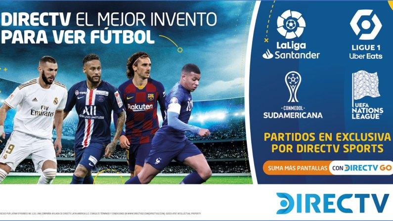 """Inventores"""", la campaña de DIRECTV que muestra el ingenio de los fanáticos del deporte"""