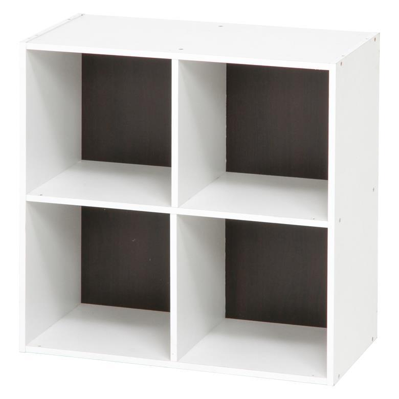 メルカリ - カラーボックス棚おもちゃ箱収納棚タンス箪笥ブラウン