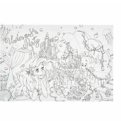 メルカリ - ディズニープリンセス 大人の塗り絵 アリエル ラプンツェル