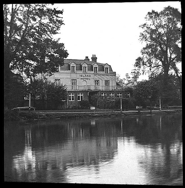 A photograph from 1952