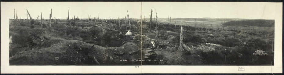 No-man's-land-flanders-field