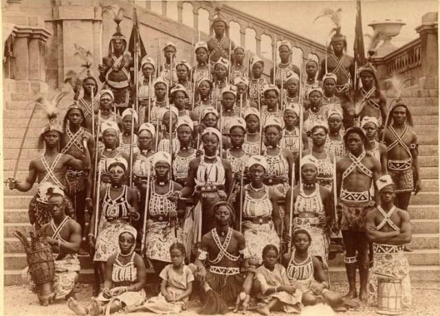 Résultat d'image pour Dahomey Armée de terre