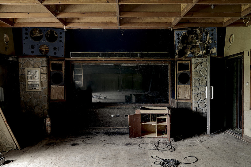The Studio That Made Rock Amp Roll History Is Rotting Away