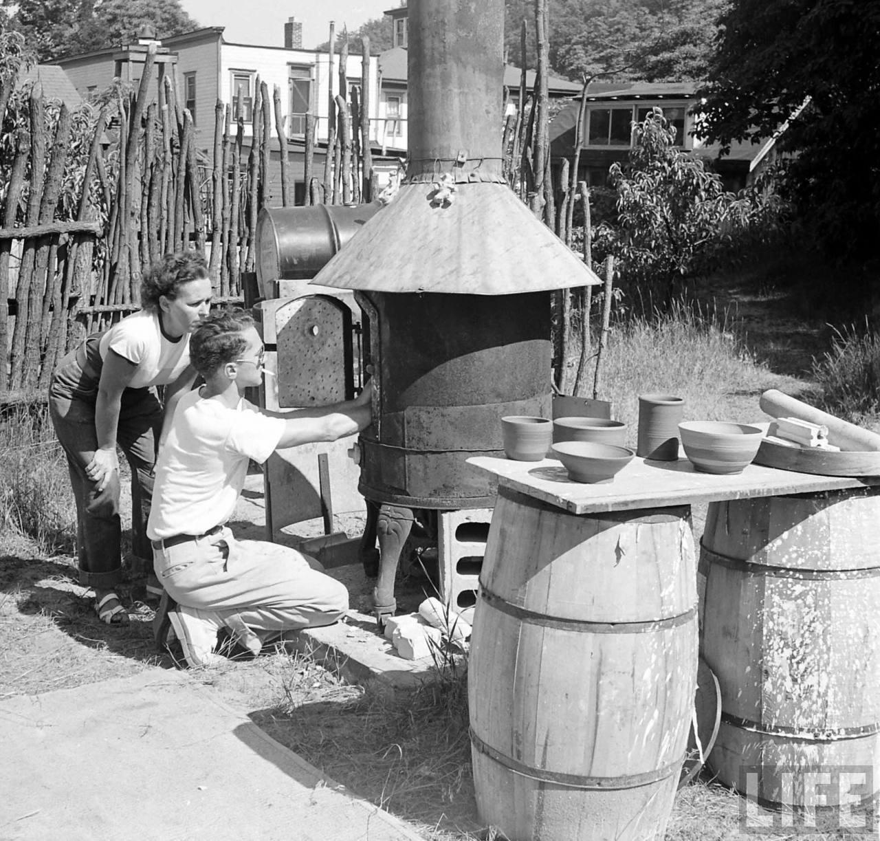 Wish You Were Here Saugatuck Art Colony 1949
