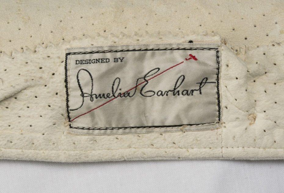 Amelia Earhart George