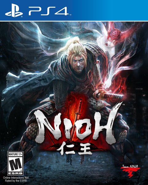 Nioh for PlayStation 4 Reviews   Metacritic