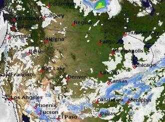 HD Decor Images » Weather maps   United States   meteoblue     map