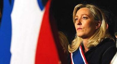 Francia, sondaggio per Eliseo vede Le Pen in testa al primo turno