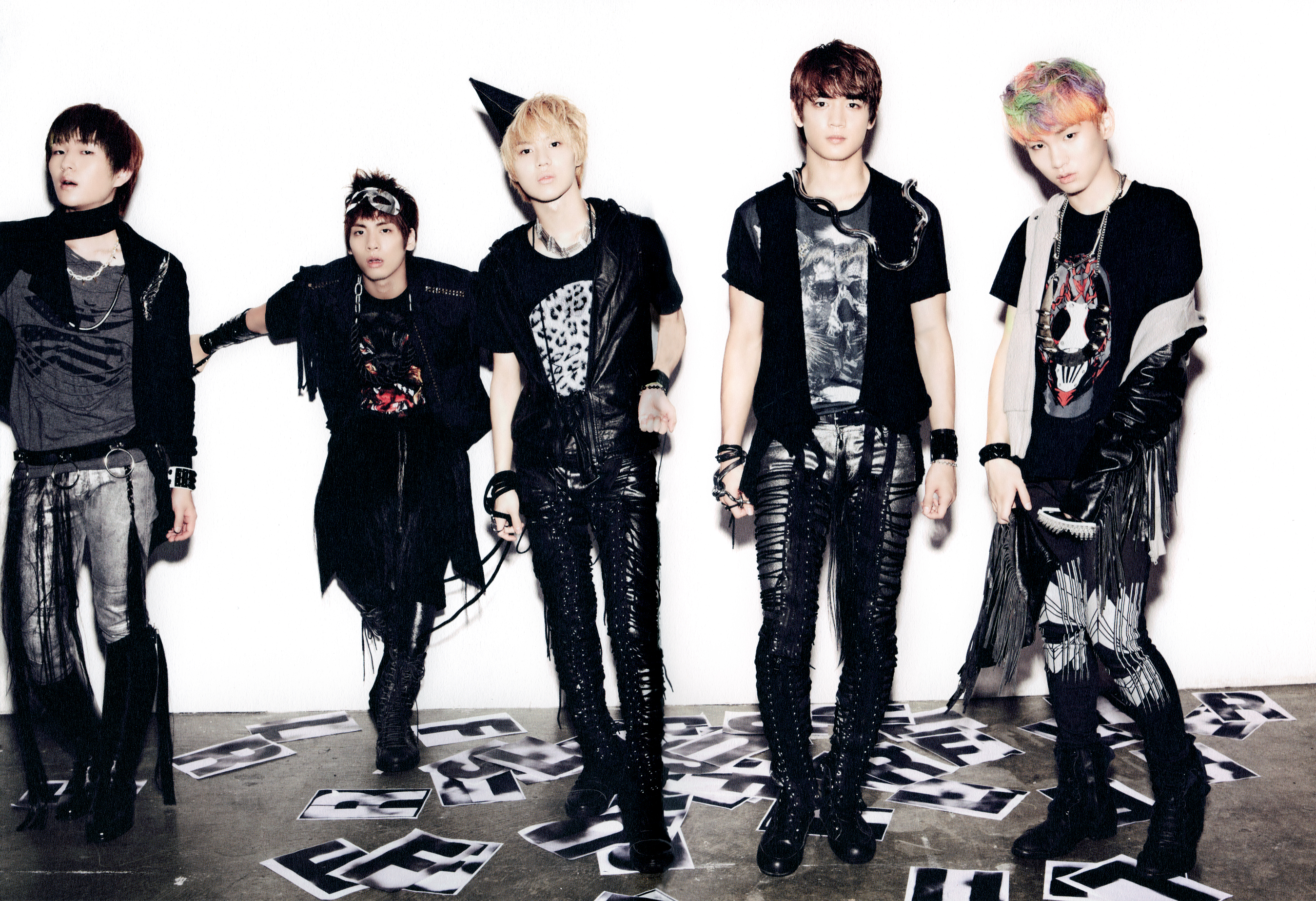 Image result for shinee lucifer