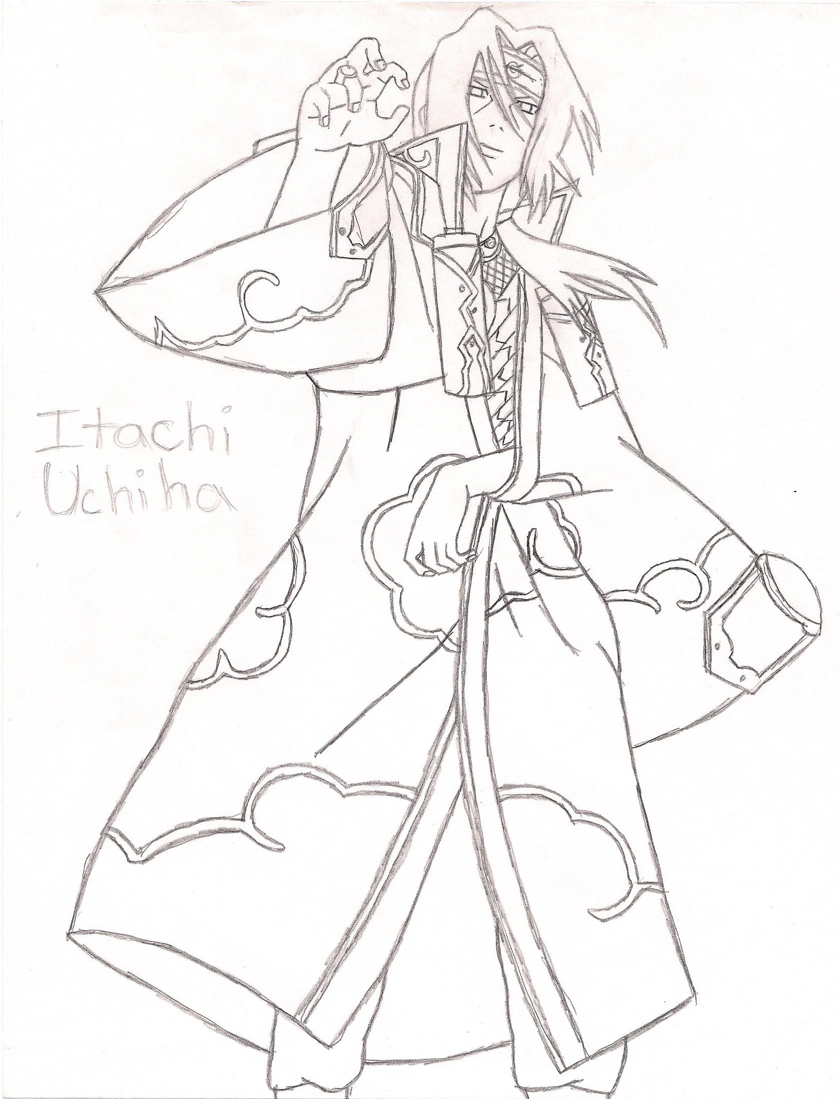Uchiha Itachi X Oc | Wiring Diagram Database