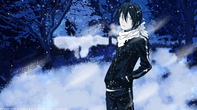 Anime wallpapers, Noragami